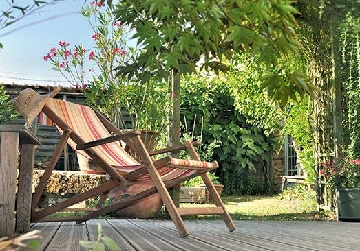 création de jardin à Rambouillet